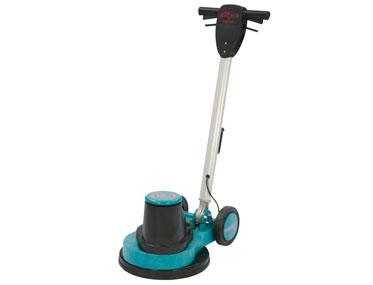 Hard floor polisher