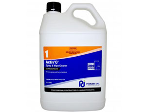 ACTIV 'O' Concentrated Spray & Wipe Cleaner