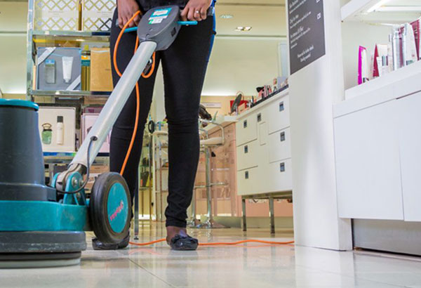 Commercial Cleaning Industry