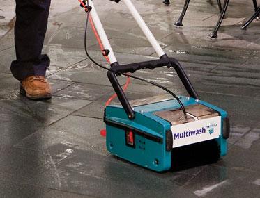 Truvox Multiwash Mw240 Floor Scrubber Alphaclean