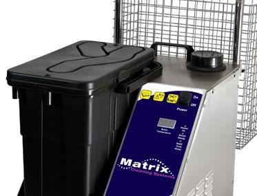 Matrix SV4 Steam Cleaner