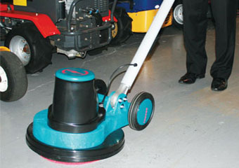 Ausclean Expo Polisher