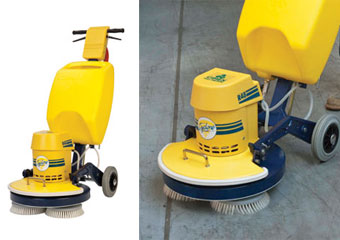 New three brush technology set to revolutionise cleaning