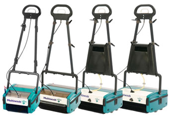 Alphaclean to showcase multi-purpose floor cleaning machine
