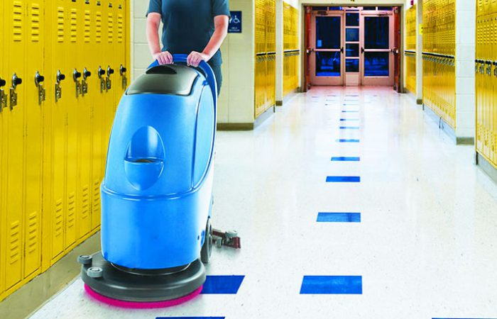 Different Ways Floor Scrubbers Can Be Used