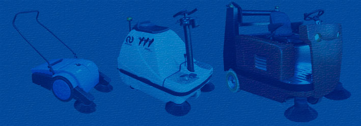 Choosing The Right Sweeper – Ride-On Vs Walk-Behind