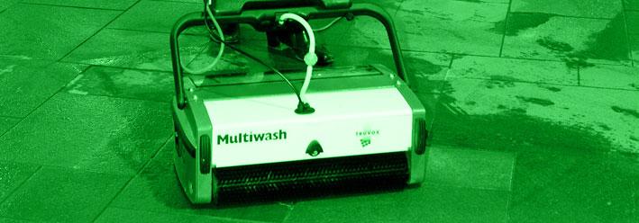 The Benefits of Using Floor Scrubbing Machines