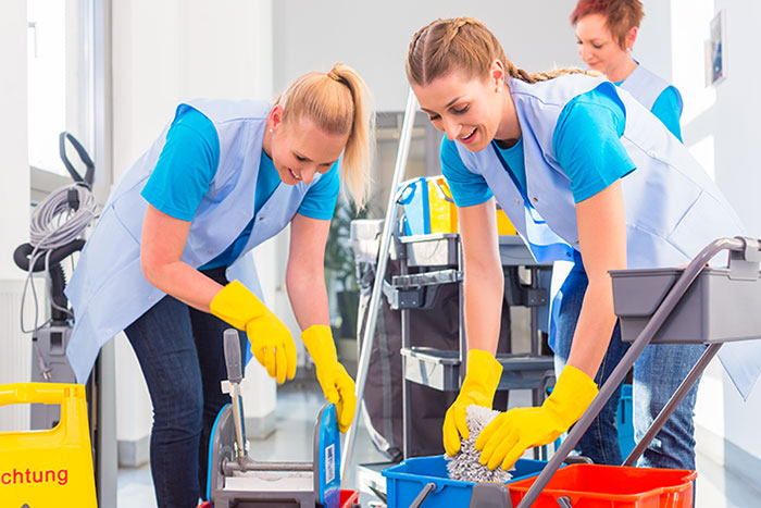 6 Ways to Boost Productivity in Cleaning Staff