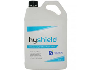 HY-SHIELD Waterborne Hybrid Floor Finish