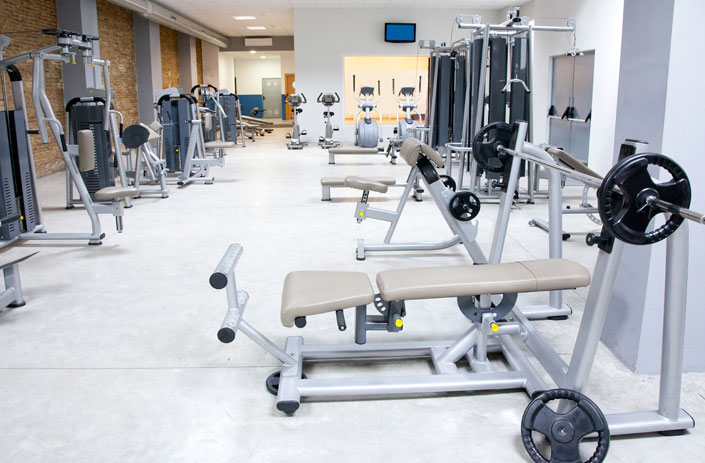 6 Essential Products For Keeping Your Gym Clean