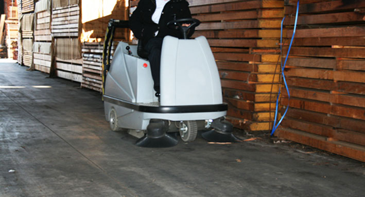Floor Cleaning Machine for Businesses