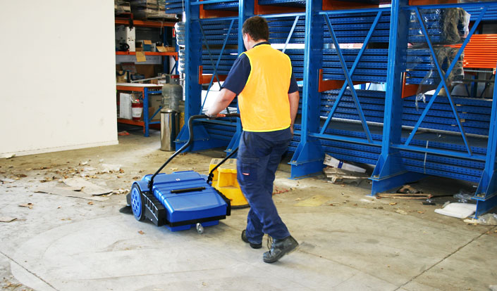 A Guide for Selecting the Best Floor Sweeper to Meet Your Needs