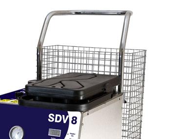 Matrix SDV8 Steam Cleaner