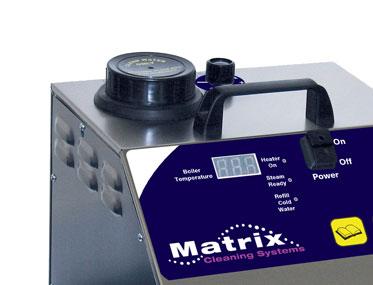 Matrix SO4 Steam Cleaner