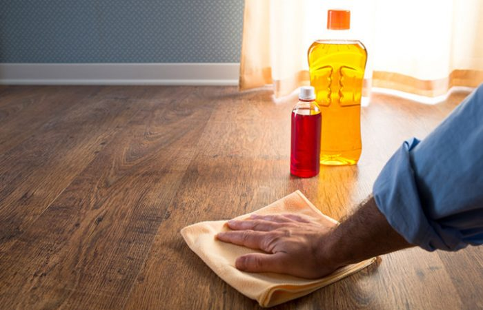 How to Care for your Hardwood Floors During Summer