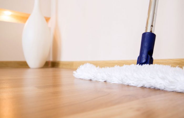 What Not To Do When Cleaning Wooden Floors