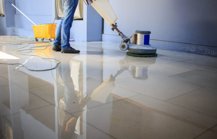 Guide to Cleaning Different Types of Floors