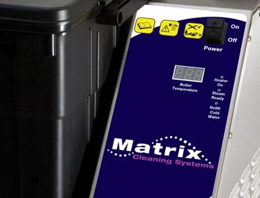 Matrix SV8 Steam Cleaner